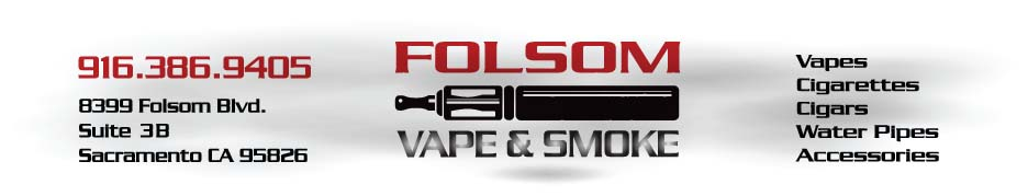 Folsom Vape and Smoke